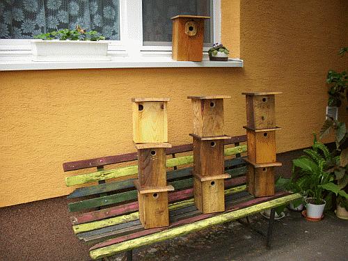 Vtáčie búdky jednoducho, rýchlo a lacno