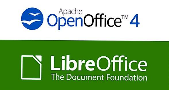 OpenOffice vs. LibreOffice