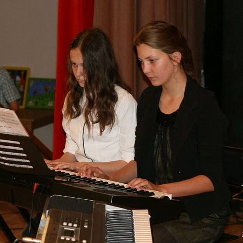 Diana a Vladka