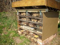 Včelín z paliet