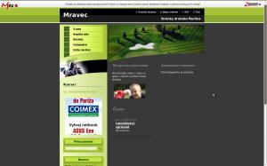 Maťov web