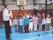 Vystúpenie s deťmi na Mikuláša